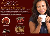 Truly Special LeJoyva Contains four (4) Super Foods!