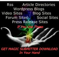 Get Magic Submitter for 1st Page Content Ranking