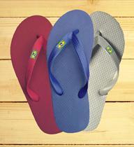 Brazil Flat Flip Flops