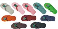 Alligator Kids Flip Flops
