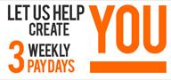 Create 3 days a week with Lekker