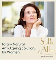 Salix Alba   Natural Anti Ageing Skincare