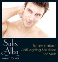 Natural Anti Ageing Skincare for Men