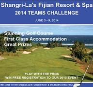 Fiji Golf Tour 2014