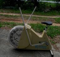 DP Air toner exercise bike $20.00